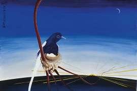 33. BRETT WHITELEY The Sunrise - Japanese: 'Good Morning!'1988 image