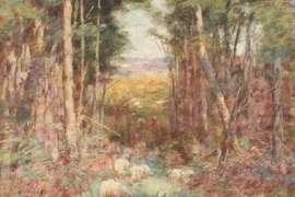 Frederick McCubbin Pastoral 1904 video image