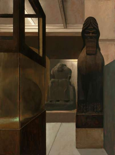 The Silence by RICK AMOR