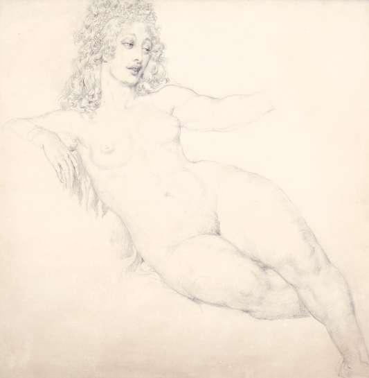 Homage to Venus by NORMAN LINDSAY