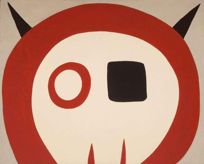 Black Eyed Alien by JOHN KELLY