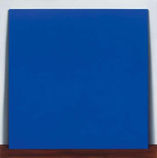 Dark Blue #2 by DALE HICKEY