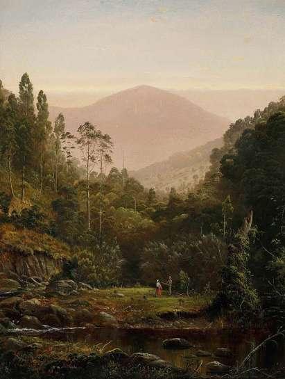 Cascade Rivulet by HAUGHTON FORREST