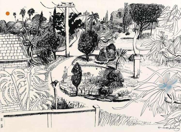 Lindfield Gardens by BRETT WHITELEY