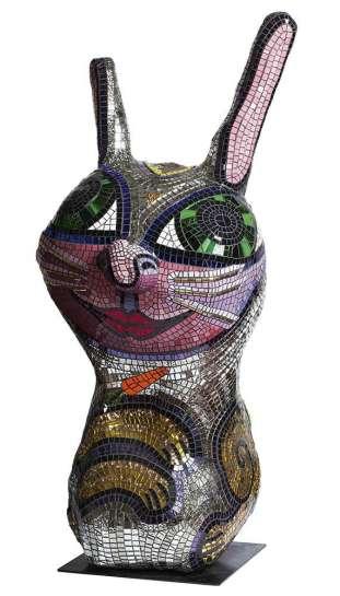 Big Bunny by DEBORAH HALPERN