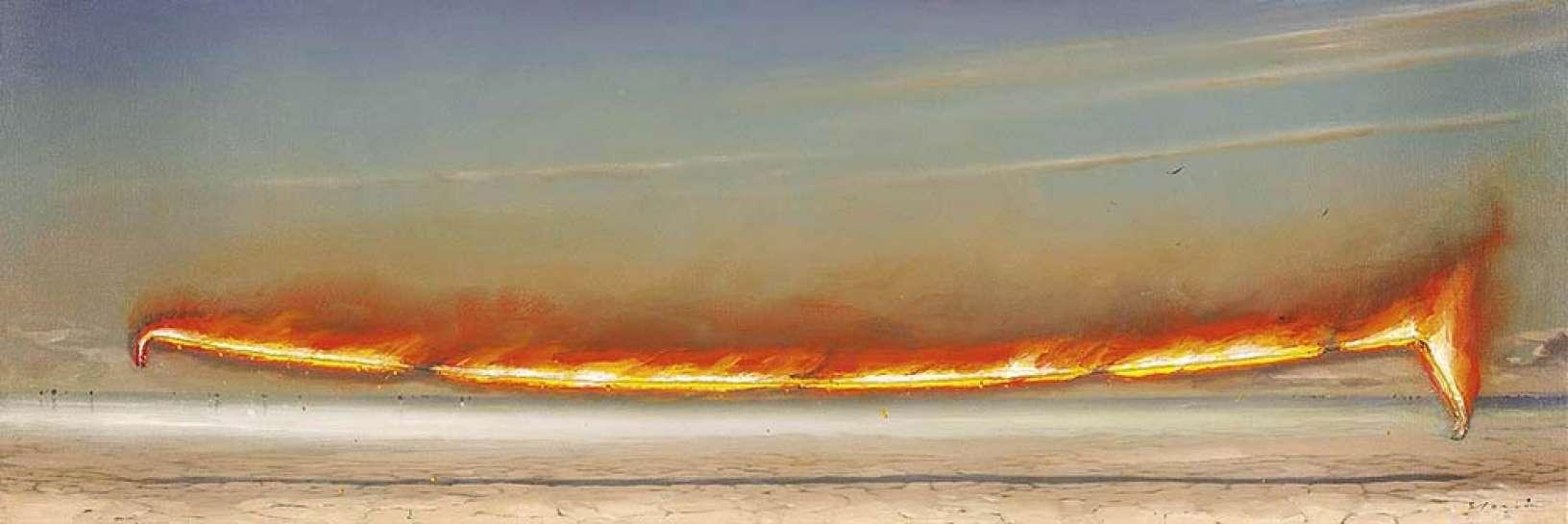 Mirage & Blaze Line by TIM STORRIER