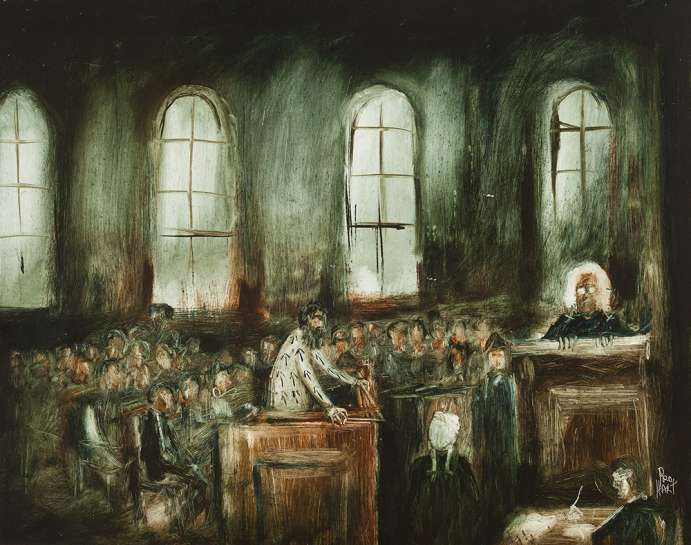 Trial of Ned Kelly by PRO HART