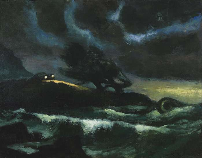 The Sighting by RICK AMOR
