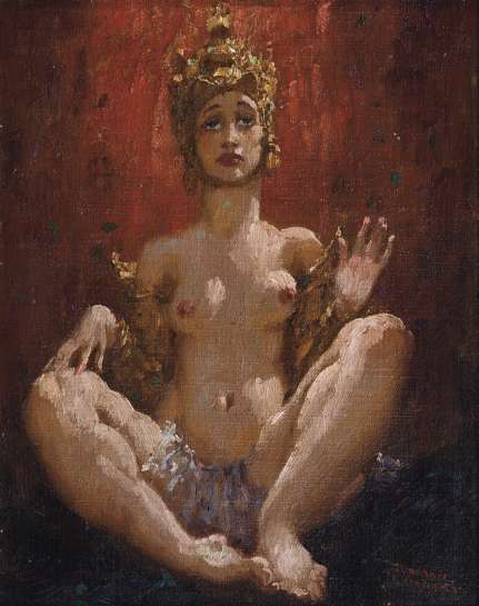 Exotica by NORMAN LINDSAY