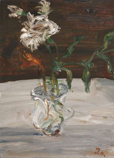 Vase of Flowers by JOHN OLSEN