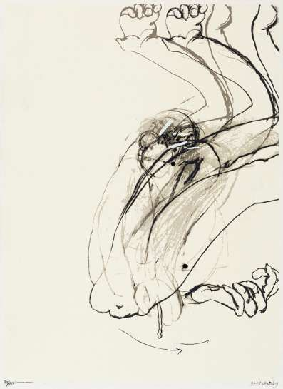 Swinging Monkey I by BRETT WHITELEY