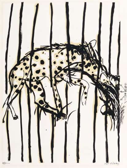 Hyena by BRETT WHITELEY