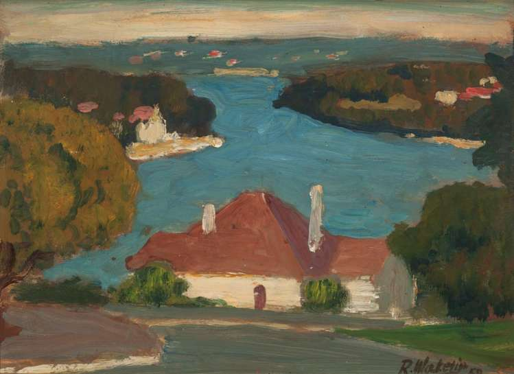 Untitled (View of Northwood) by ROLAND WAKELIN