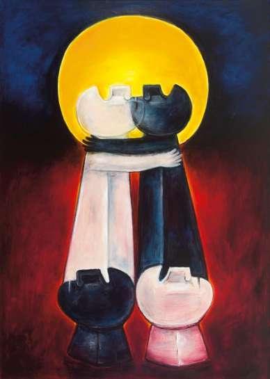 Reconciliation by DAVID BOYD