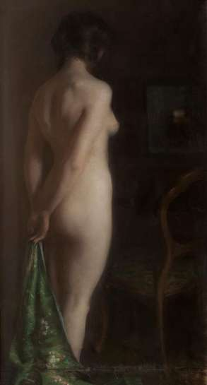 Nude by JANET CUMBRAE-STEWART