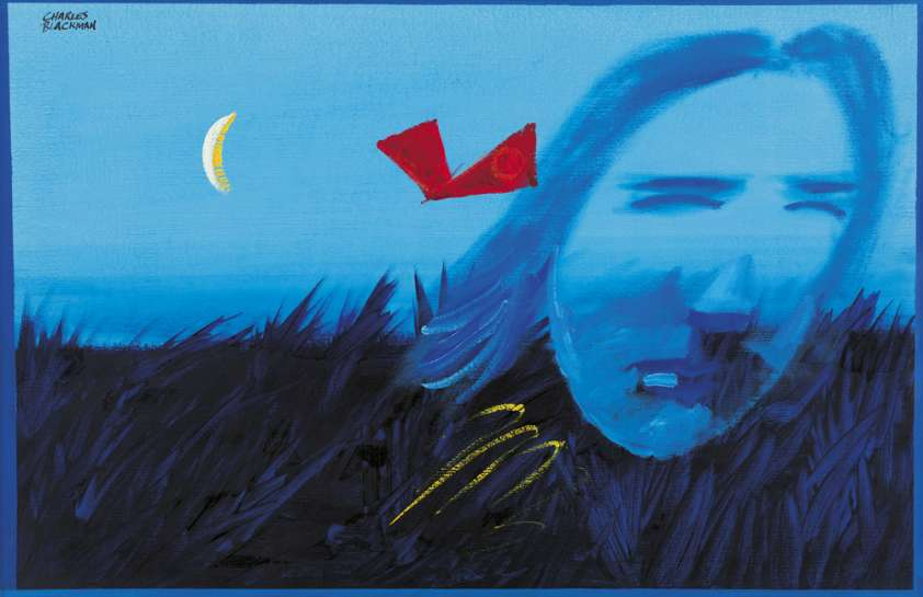 Blue Dream by CHARLES BLACKMAN