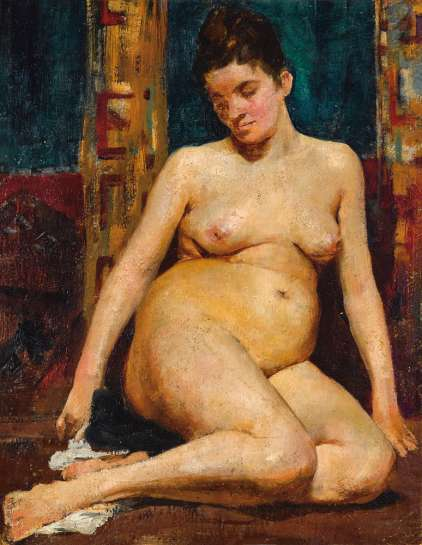 Study by RUPERT BUNNY