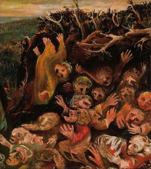 Untitled (Biblical Painting) by ARTHUR BOYD