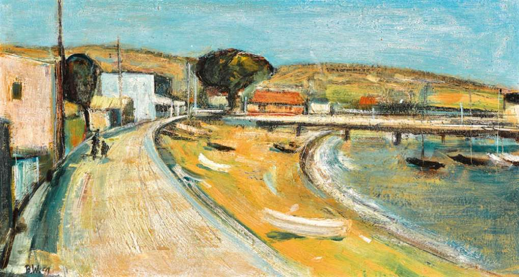 Watson's Bay by BRETT WHITELEY