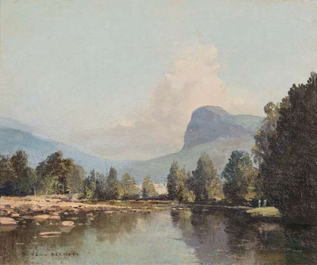 Quiet Waters by RUBERY BENNETT