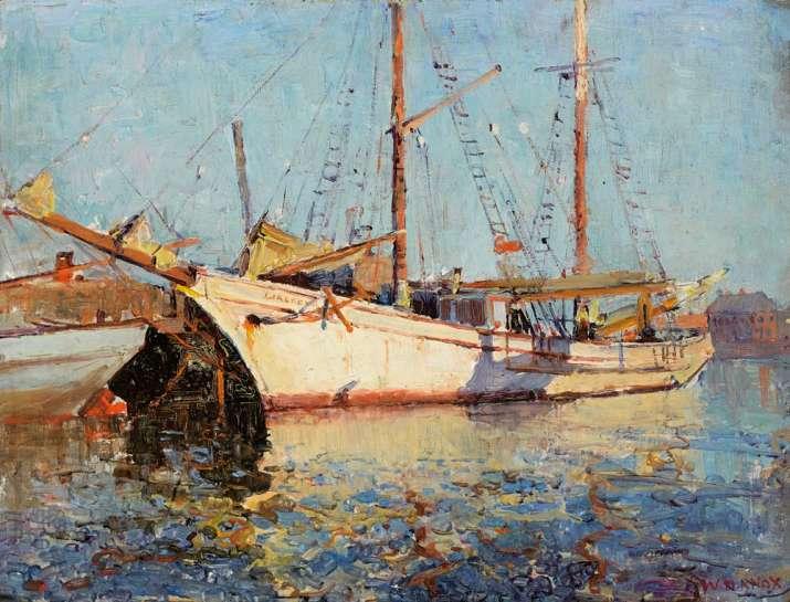 In Little Dock by W.D. KNOX