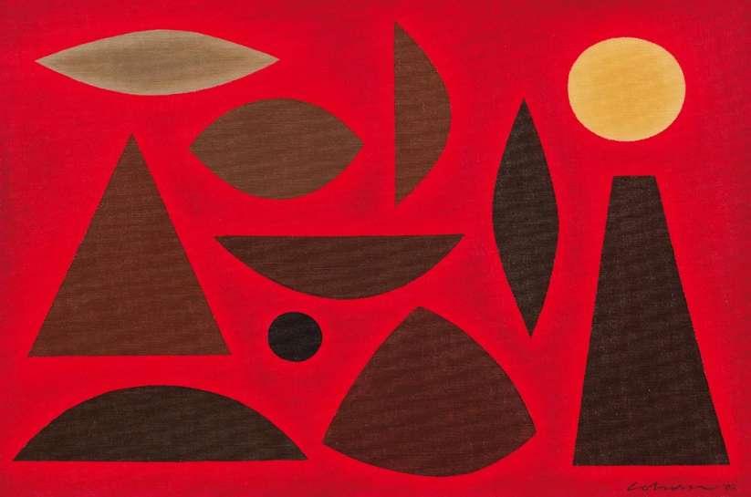 Red Alert by JOHN COBURN