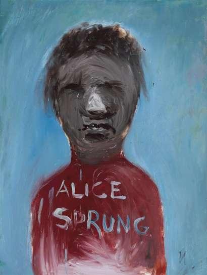 Alice Sprung by SIDNEY NOLAN