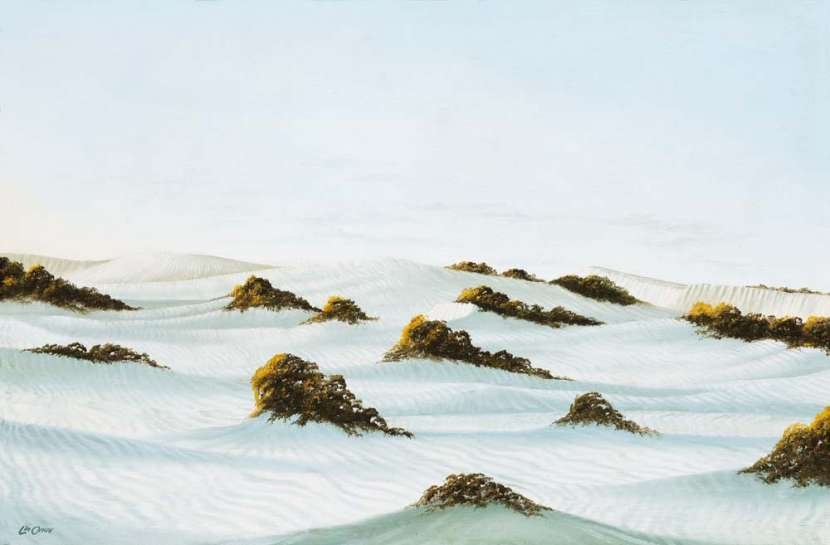Untitled (Sand Dunes) by LIN ONUS