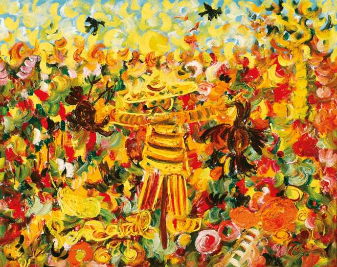 By Gaud, I'm a Pumpkin by JOHN PERCEVAL
