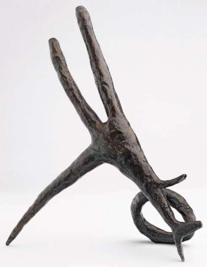 Thrusting Form I by JOHN KELLY