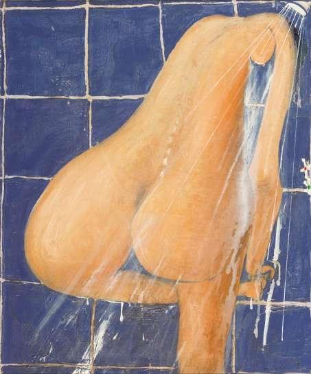 The Shower by BRETT WHITELEY