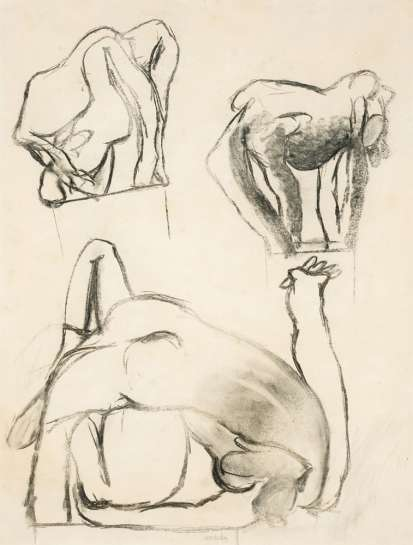 Study for Sculpture by BRETT WHITELEY
