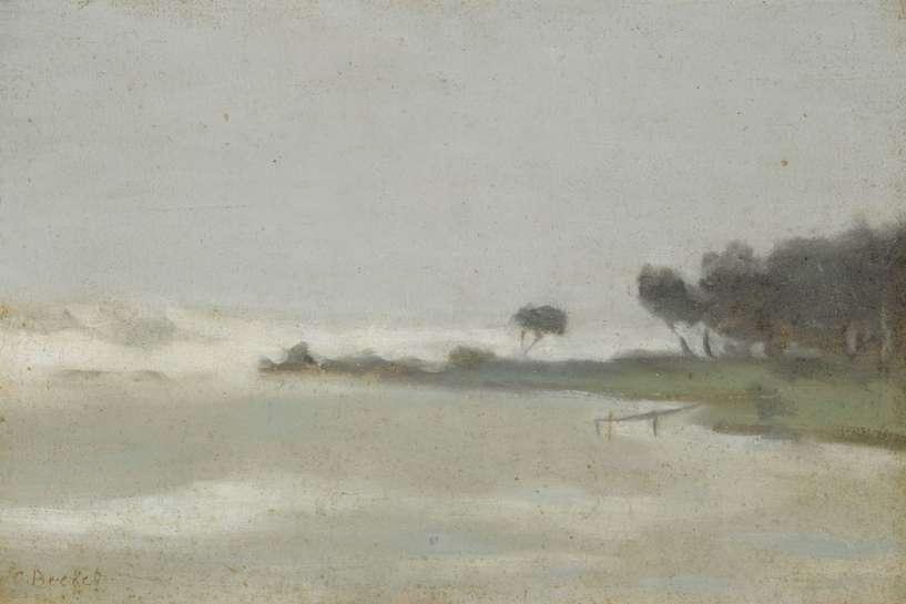 Stormy Seas, Beaumaris by CLARICE BECKETT