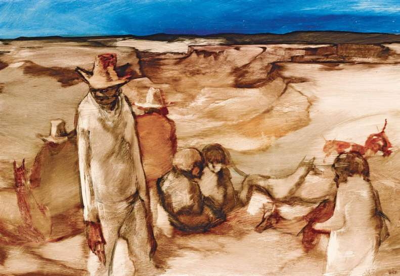 Breakaway Country by JACQUELINE HICK