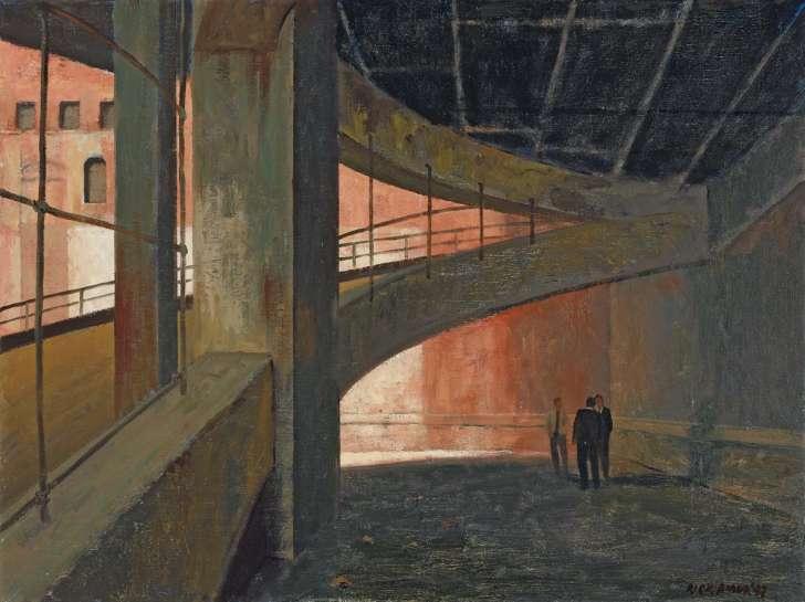 Under the Carpark by RICK AMOR