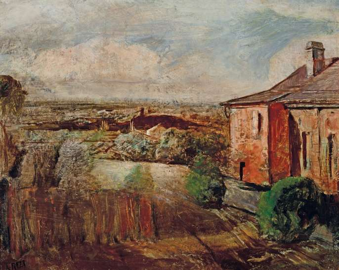 Autumn Light, North Ryde by LLOYD REES