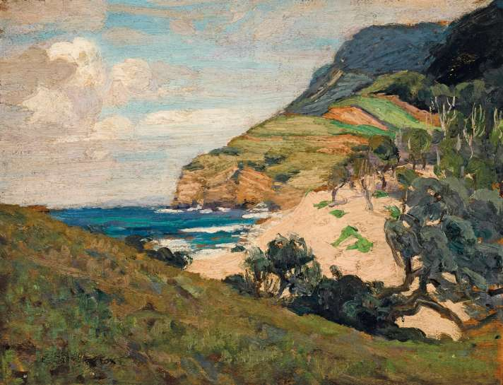 Stanwell Park by ETHEL CARRICK FOX