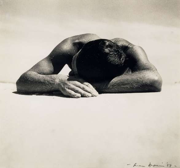 The Sunbaker by MAX DUPAIN