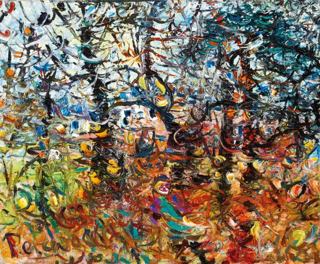 Windy Walk by JOHN PERCEVAL