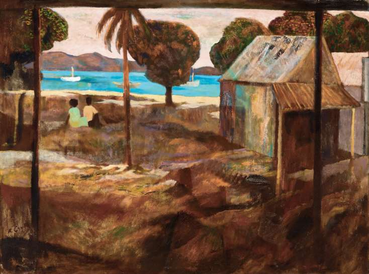 Thursday Island by RAY CROOKE