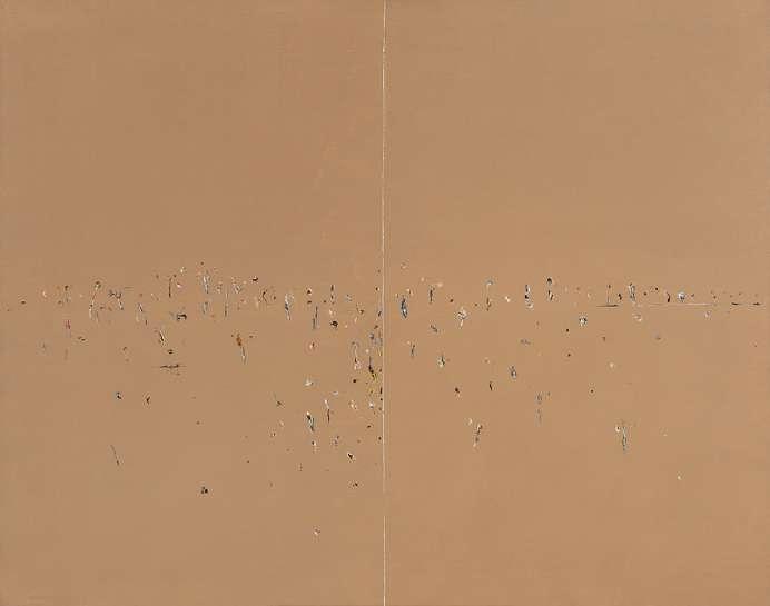Australian Landscape I by FRED WILLIAMS