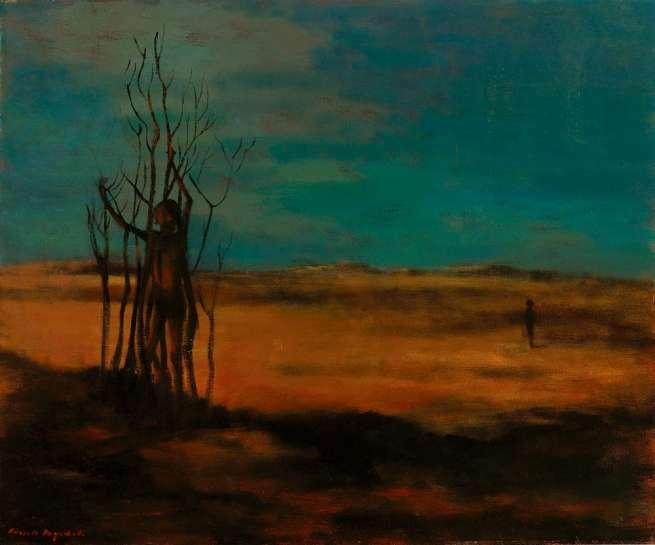 Desert Children by RUSSELL DRYSDALE