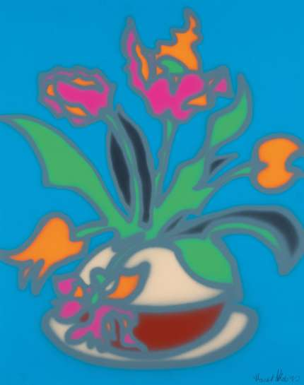 Tulips - Still Life by HOWARD ARKLEY
