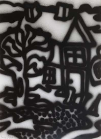 Untitled (The Second Village) by HOWARD ARKLEY