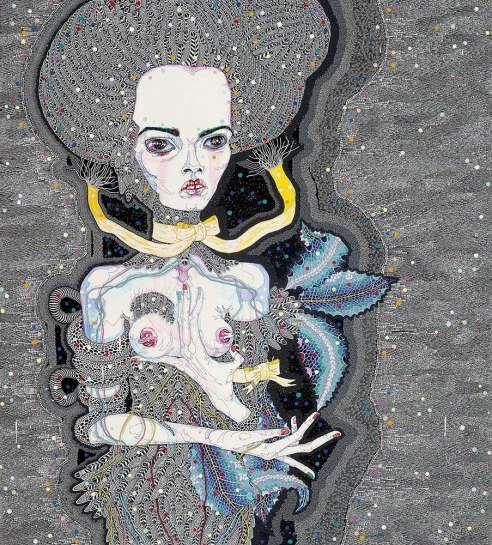 In Night Too by DEL KATHRYN BARTON