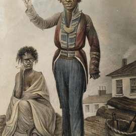 Augustus Earle Bungaree 1830 image