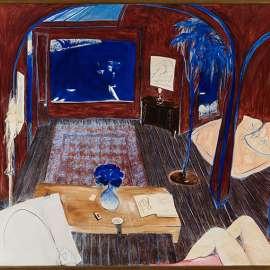 1. BRETT WHITELEY Henri's Armchair 1974-75 image