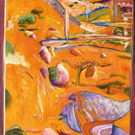 40. BRETT WHITELEY The Paddock - Late Afternoon image