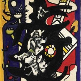Fernand Leger image