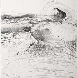 BRETT WHITELEY Moods of the Sea image